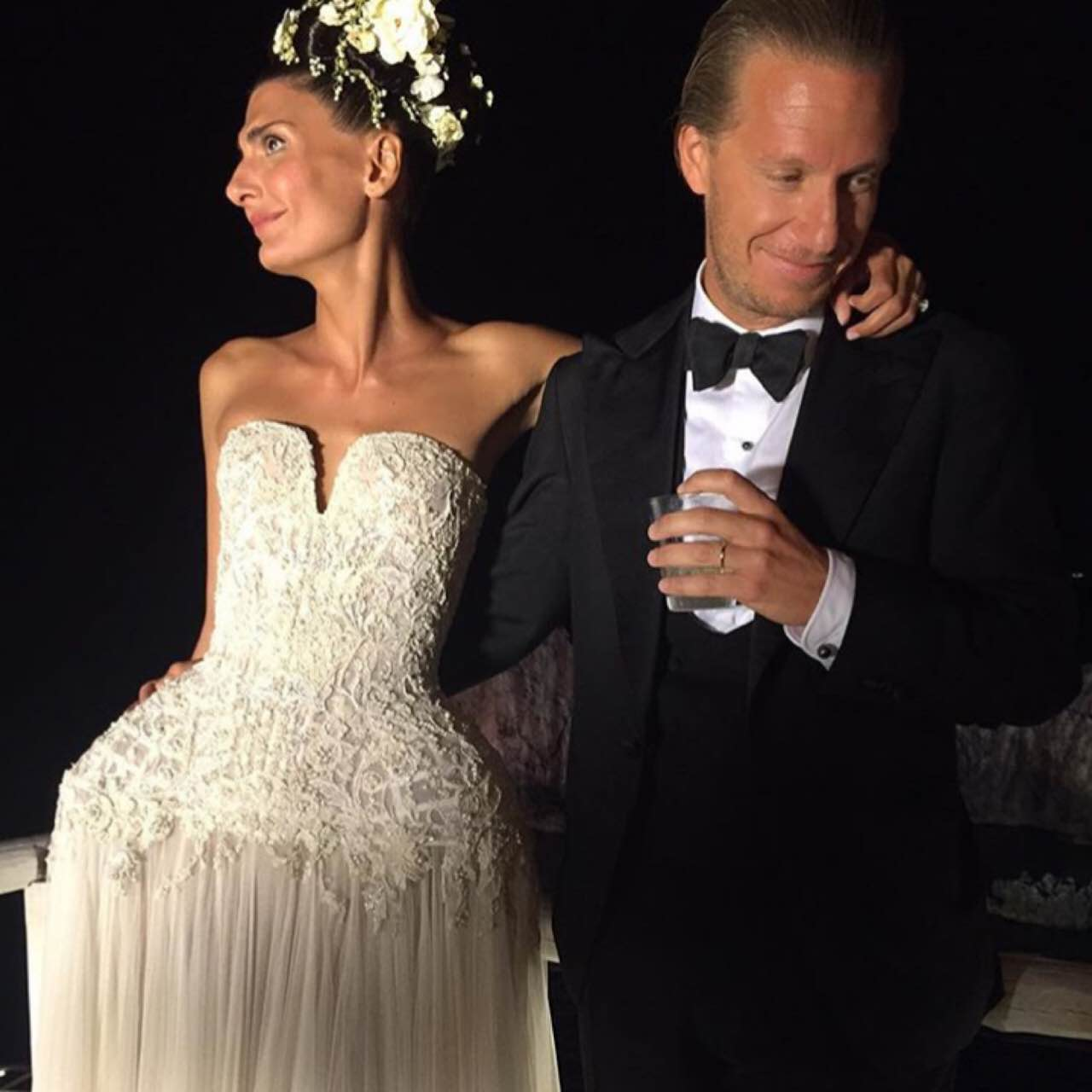 Giovanna-Battaglia-wedding-dress-alexander-mcqueen